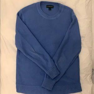 J. Crew Cotton Crewneck Sweater